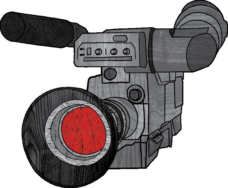 Caméra du Caribou