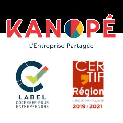 labels kanopé formation